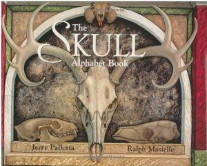 skull alphabet book